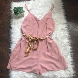 Cotton On Bubblegum Pink Romper